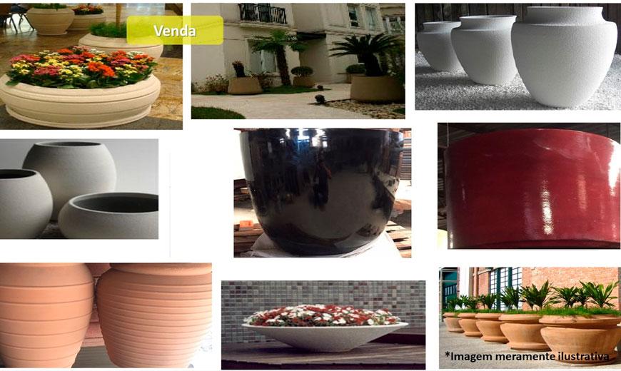 Fábrica de Vasos para Paisagismo