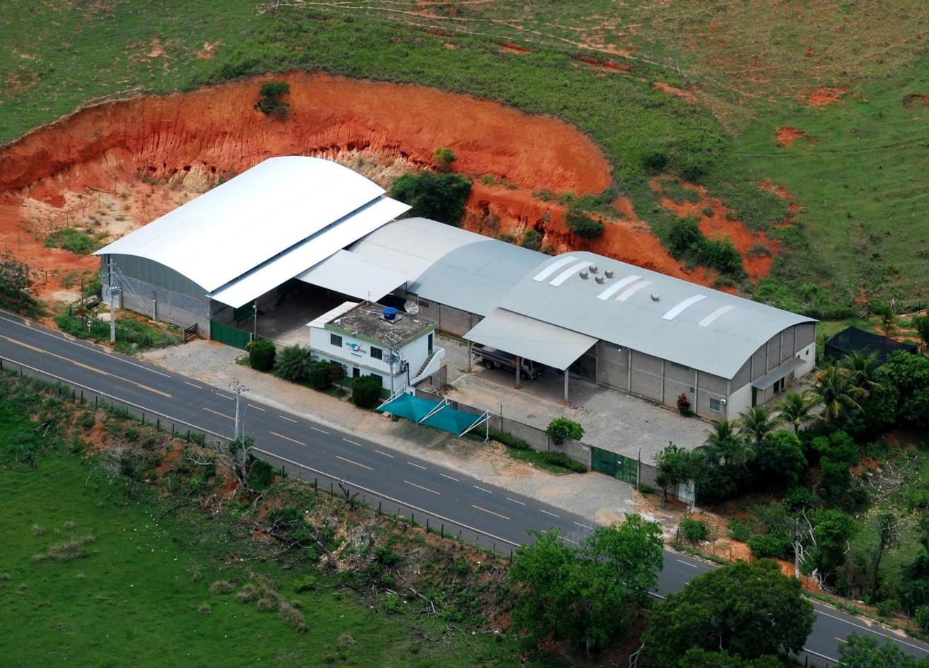 Indústria de Suplementos Minerais